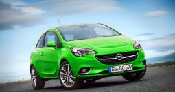 Opel Corsa Selection 3 Türer EcoTec LPG